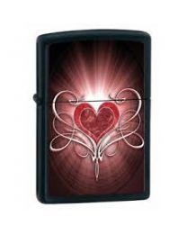 Zippo Heart -