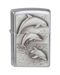 Zippo Dolphins -