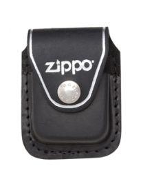 Zippo Lighter Pouch Black / Loop met Zippo Logo -