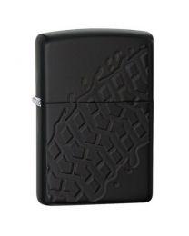 Zippo Deep Carve Tire (Armor Case) -