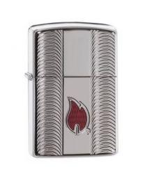 Zippo Flame (Armor Case) -