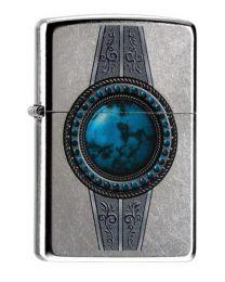 Zippo Turquoise Belt -