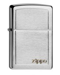 Zippo Chrome Border -
