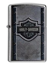 Zippo Harley Davidson Metal -