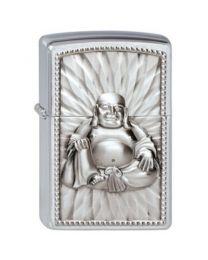 Zippo Buddha With 108  Pearls -