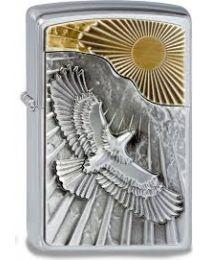 Zippo Eagle Sun Fly -