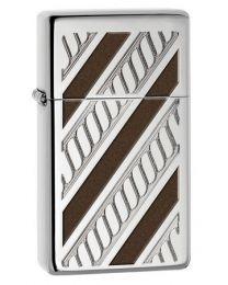 Zippo Slim Rope Band (Armor Case) -