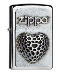 Zippo Open Heart -