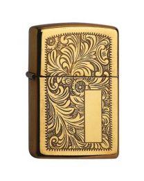 Zippo Venetian Brass -