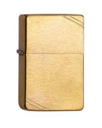 Zippo Vintage Brass Brushed -