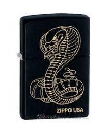 Zippo Cobra -